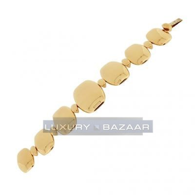 Contemporary 18K Yellow Gold Bijoux Zucchero Bracelet