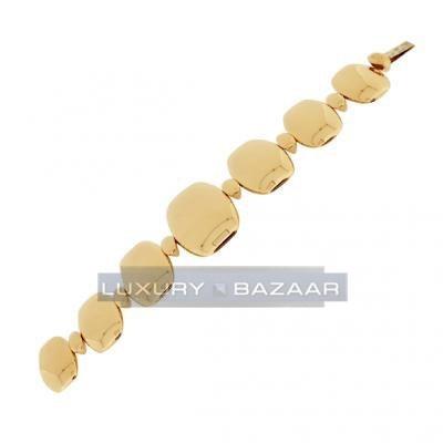 Contemporary 18K Yellow Gold Bijoux Zucchero Bracelet