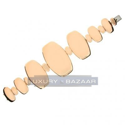 Contemporary 18K Rose Gold Bijoux Zucchero Bracelet