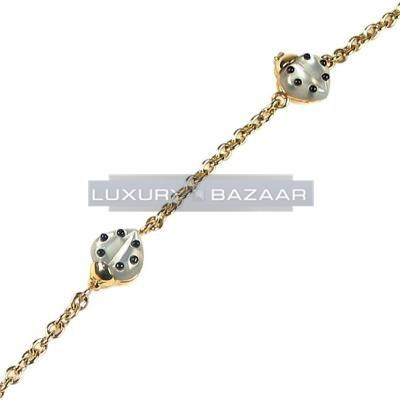 Charming 18K Yellow Gold Bijoux Animaux