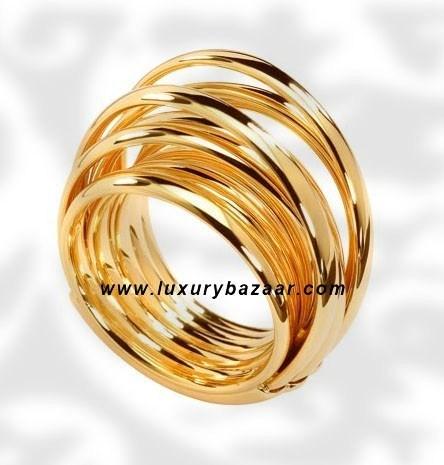 Allegra Yellow Gold Ring 54000/03