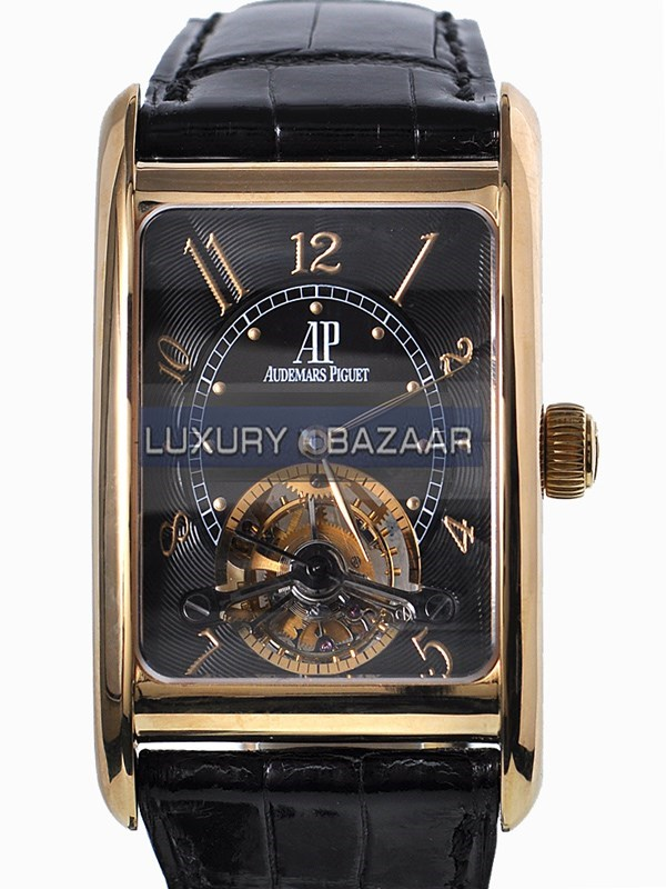 Edward Piguet Tourbillon 25819BA.OO.0001CR.01