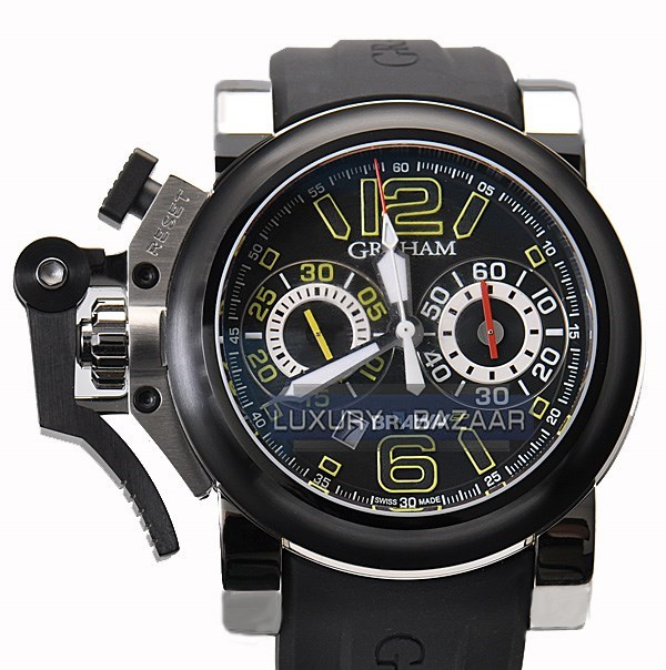 Chronofigther Oversize Brawn GP 20BR0V.B32A.K10N