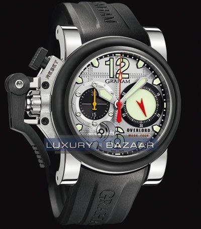 Chronofighter Oversize Overlord Mark IV 2OVBV.S05A.K10F