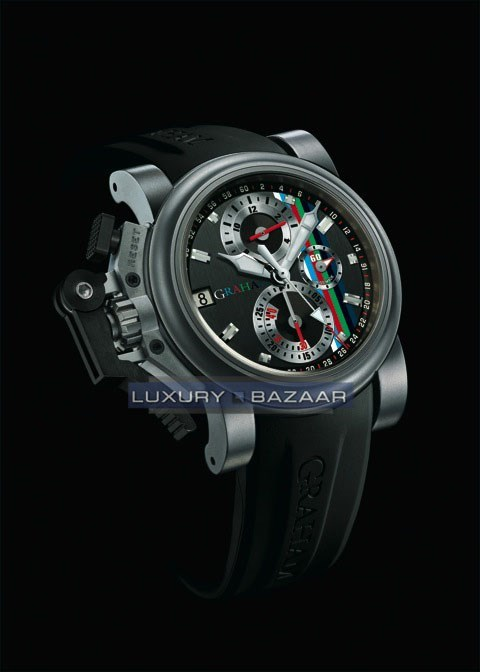 Chronofighter Oversize Titanium Tackler 2OVKT.B29A.K10T