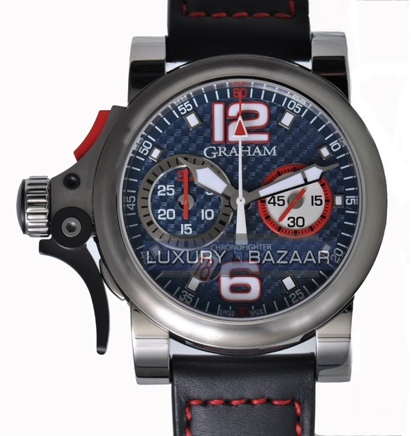 Chronofighter R.A.C. Trigger Blue 2TRAS.U01A.L9