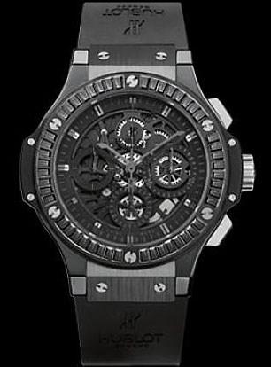 Aero Bang All Black Carat 310.CM.1110.RX.1900
