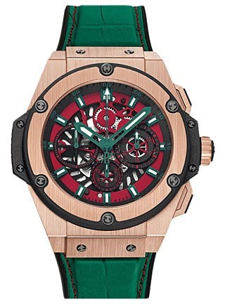 Big Bang King Power Mexico Rose Gold Limited