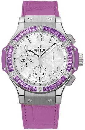 Big Bang Steel Tutti Frutti Purple 341.SV.6010.LR.1905