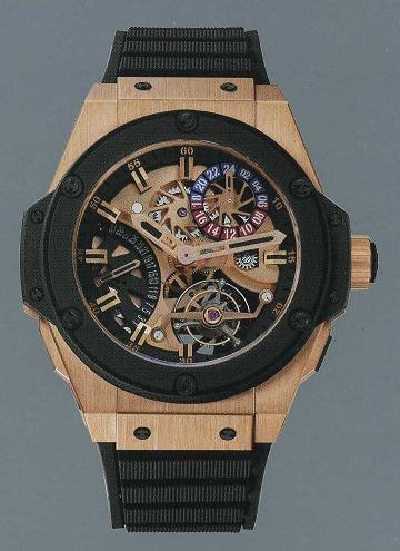 Gold King Power Tourbillon GMT 706.OM.1180.RX