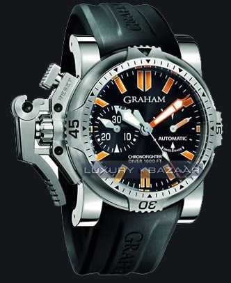 Chronofighter Oversize Diver Orange Seal 2OVDIVAS.B02A.K10B