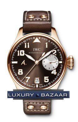 IWC Big Pilot's Watch Edition Antoine de Saint Exupéry (RG)