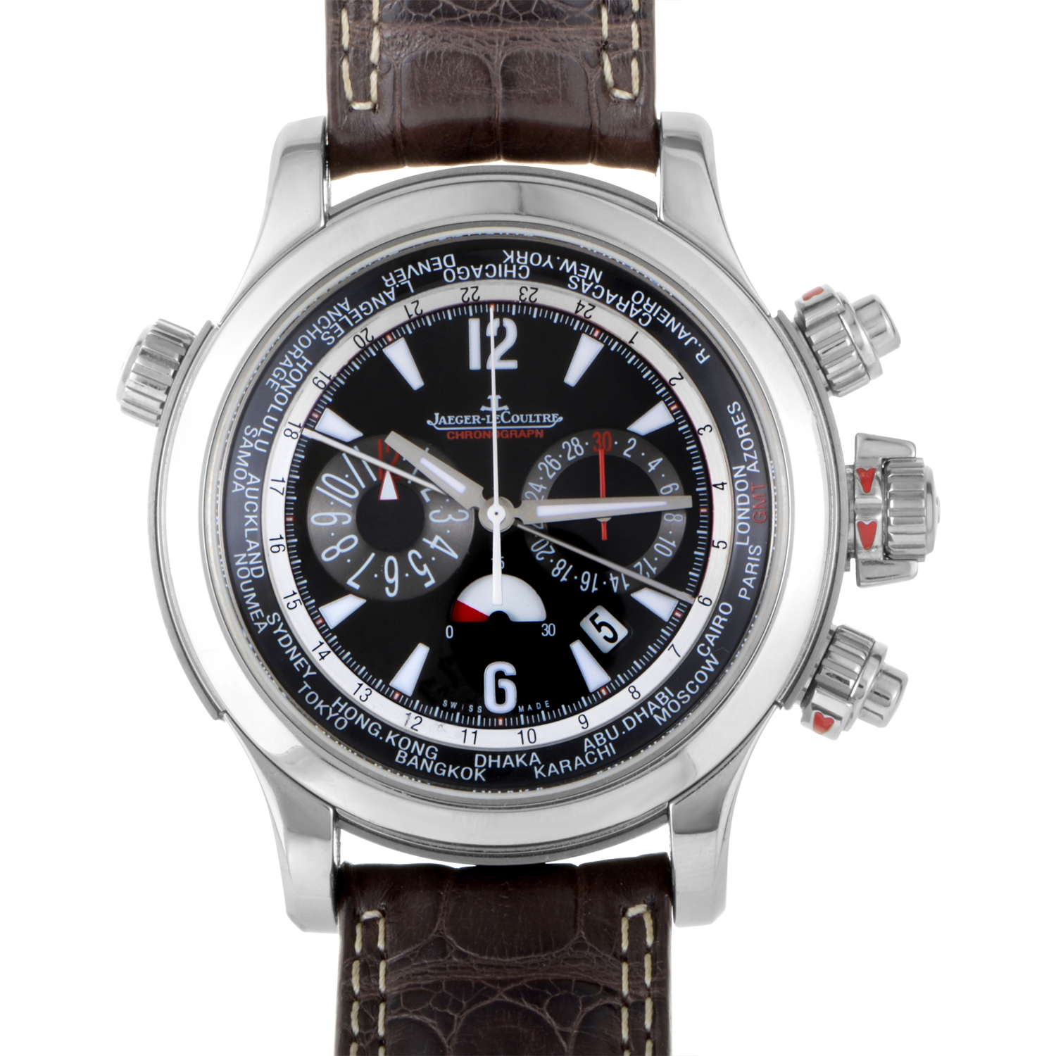 Master Compressor Extreme World Chronograph Q1768470