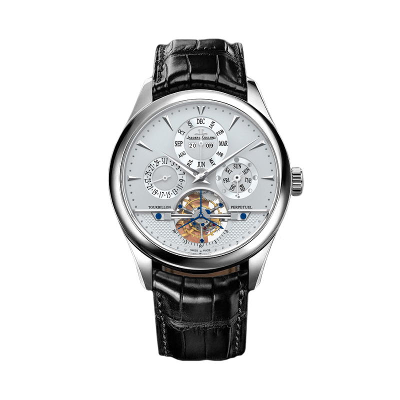 Master Grand Tradition Tourbillon Perpetual Calendar (RG)