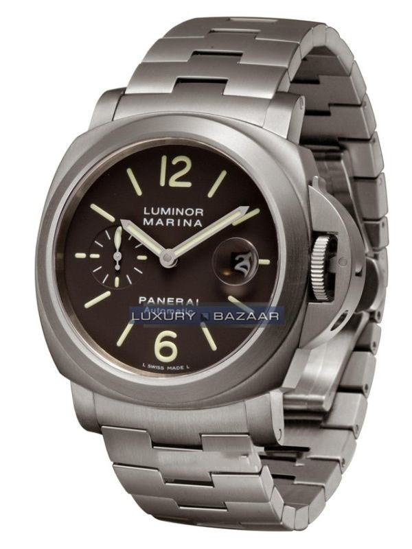 Luminor Marina Automatic Titanium 44mm PAM00296