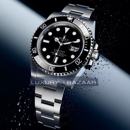Submariner Date 2010 (SS / Black / SS)