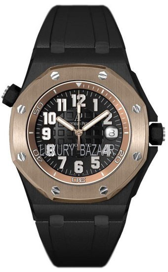 Royal Oak Offshore Scuba Bartorelli 15702AU.00.D002CR.01