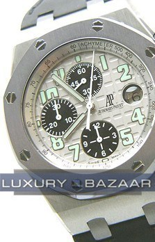 Royal Oak Offshore Sincere 26034TS.00.D001IN.02