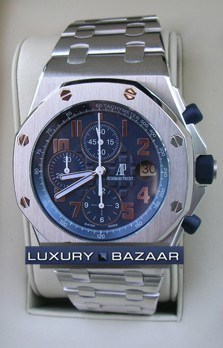 Royal Oak Offshore White Chronograph 26089BC.00.1000BC.01