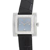 Audemars Piguet Ladies Square 18K White Gold Diamond Watch 67392BC.ZZ.A022LZ.01