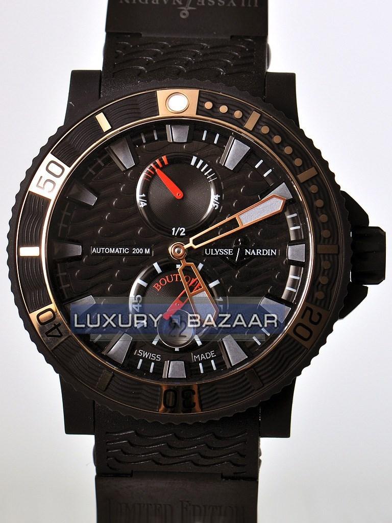 Maxi Marine Diver Boutique Chronometer 46mm 263-95