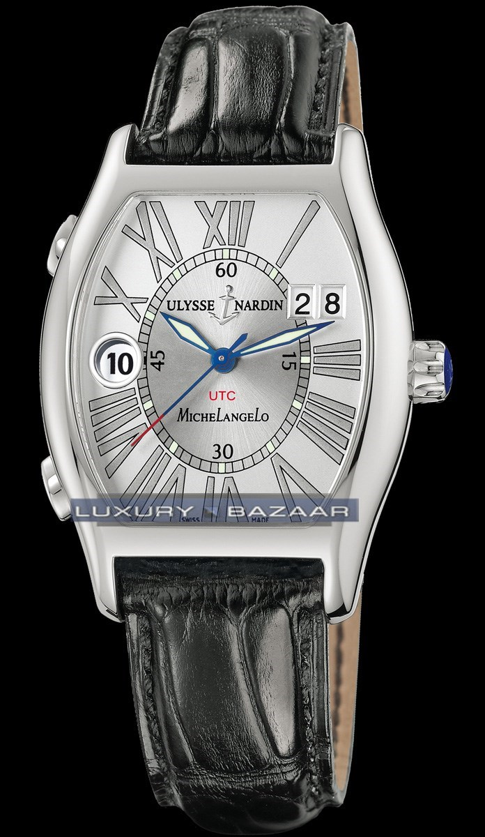 Michelangelo UTC Dual Time 37.1x35.1mm 223-68/41