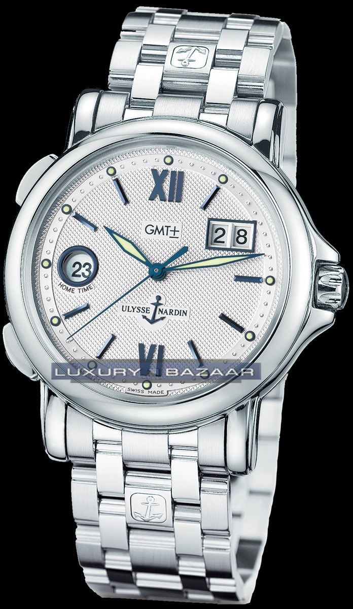Dual Time 40mm 223-88-7M