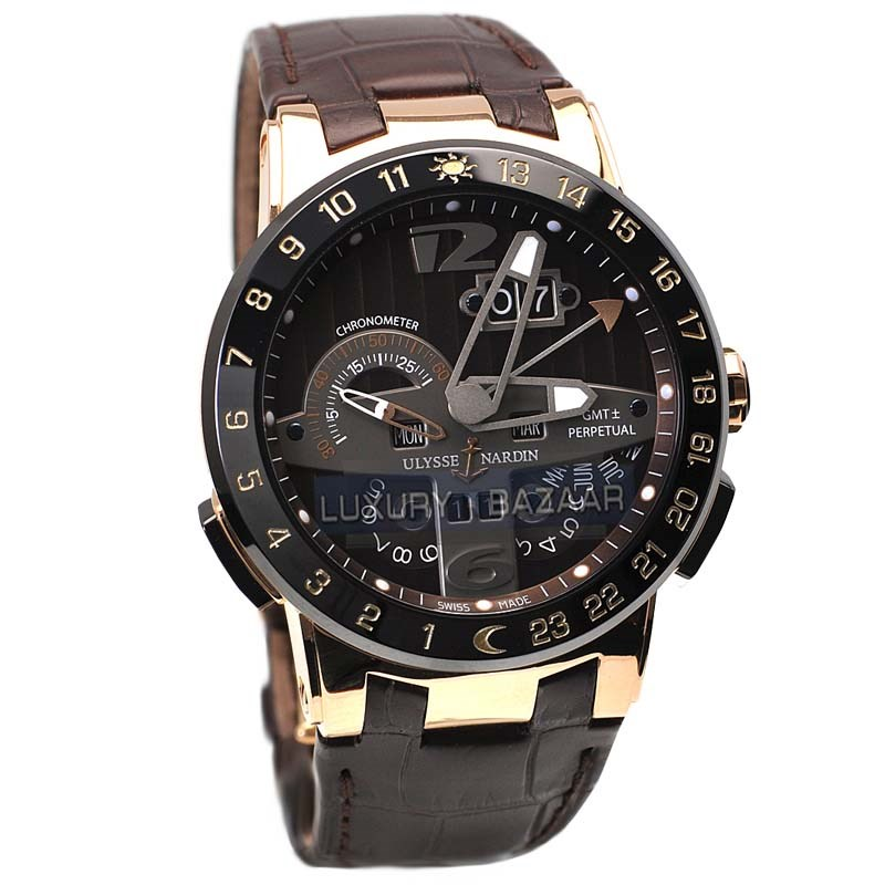 El Toro GMT Perpetual 43mm 322-00