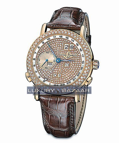 GMT Perpetual 38.5mm 326-28/091