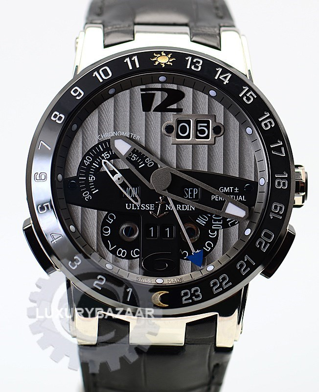 El Toro GMT Perpetual 43mm 329-00