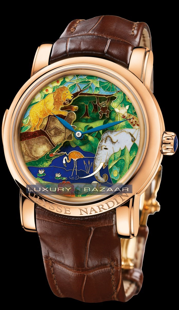 Safari Minute Repeater 42mm 726-61