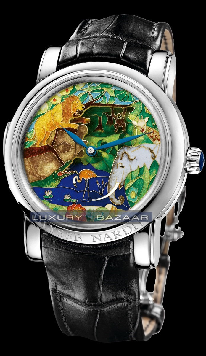 Safari Minute Repeater 42mm 729-61