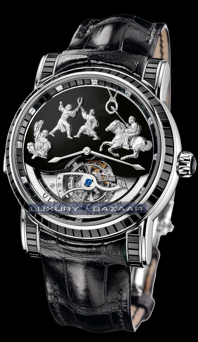 Genghis Khan Minute Repeater 42mm 780-81