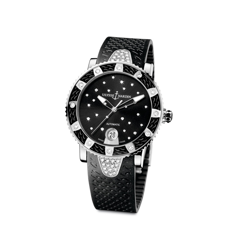 Marine Lady Diver Starry Night 40mm 8103-101E-3C/22