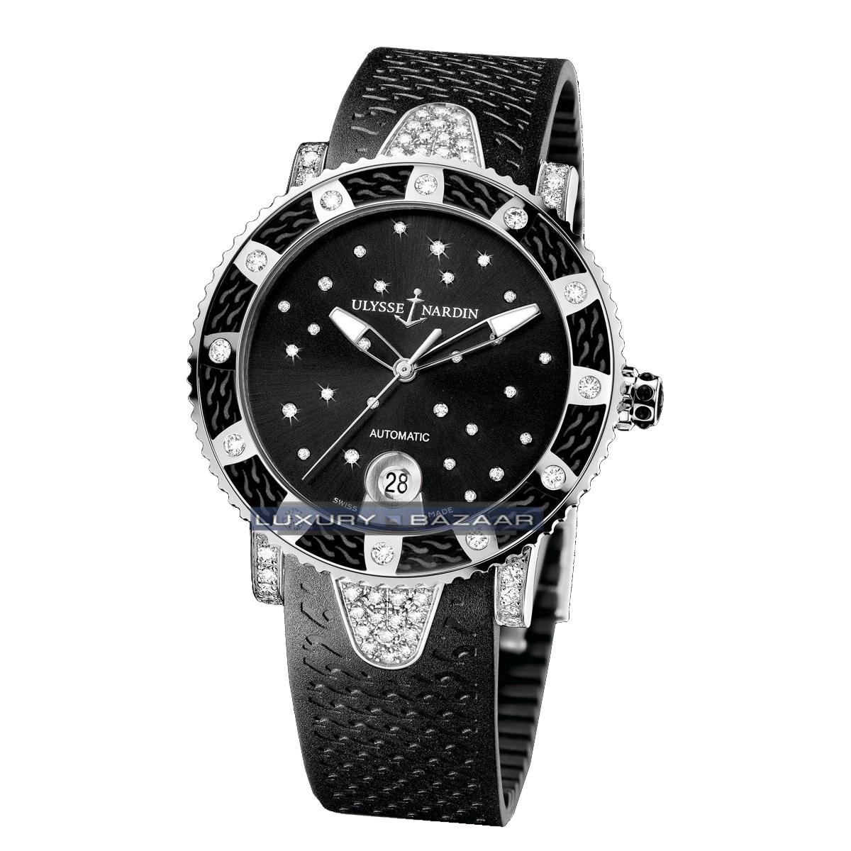 Marine Lady Diver Starry Night 40mm 8103-101EC-3C/22