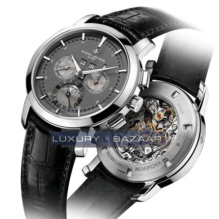 Patrimony Traditionnelle Chronograph Perpetual Calendar 47292/000P-9510
