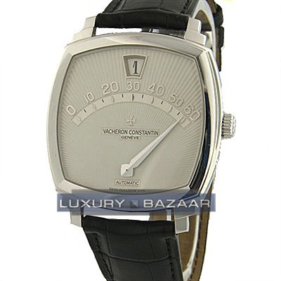 Saltarello Automatic (WG / Silver / Leather)