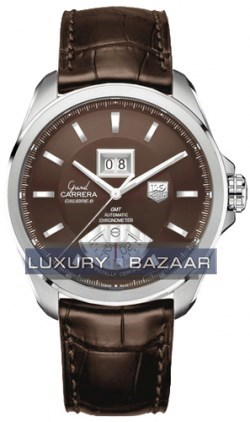 Grand Carrera Automatic GMT Grand Date wav5113.fc6231