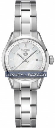 Carrera Quartz ( SS / MOP / SS )